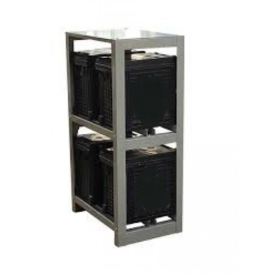 Battery Rack 2 X 12V 200AH   for Gaston Battery