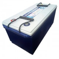 EDIC SOLAR GEL BATTERY  12V 200AH