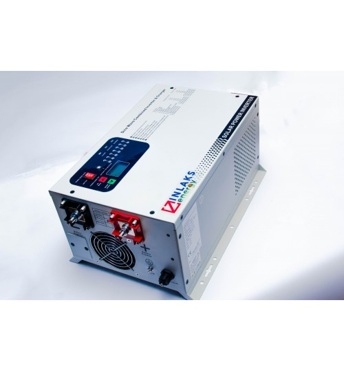 INVT inverter without MPPT charger,1.5 Kw, 24 V DC, LCD