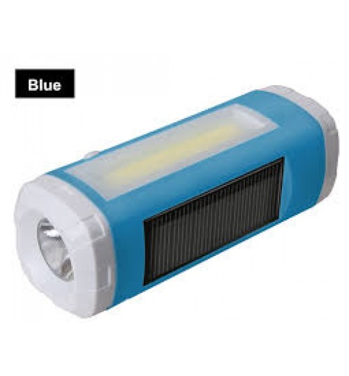 Solar Energy Bluetooth Radio TF Flashlight And Speaker