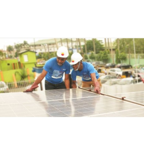 Inlaks Solar Installation